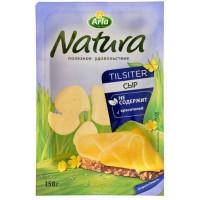 Сыр Арла натура тильзитер нарезка 45% 150г
