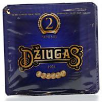 Сыр Джюгас пармезан 40% 2мес 240г