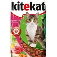 Корм для кошек Китекят аппетитная телятинка 800г