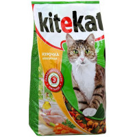 Корм для кошек Китекят курочка аппетитная 1,9кг