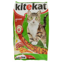 Корм для кошек Китекят мясной пир 1,9кг