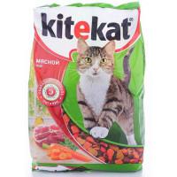 Корм для кошек Китекят мясной пир 350г