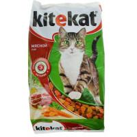 Корм для кошек Китекят мясной пир 800г