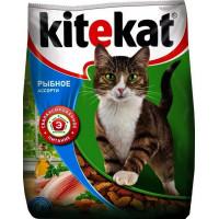 Корм для кошек Китекят рыбное ассорти 1,9кг