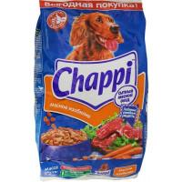 Корм для собак Чаппи мясное изобилие 2,5кг