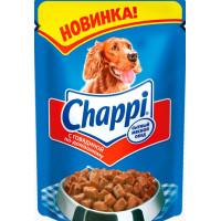 Корм для собак Чаппи пауч говядина по-домашнему 100г