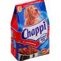 Корм для собак Чаппи с говядиной 2,5кг
