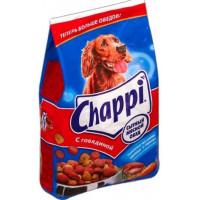 Корм для собак Чаппи с говядиной 600г