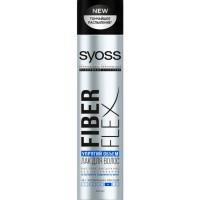 Лак для волос Сйосс ФиберФлекс упругий объем экстрасильная фиксация 400мл