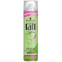 Лак для волос Тафт объем для тонких волос сверсильный 350мл