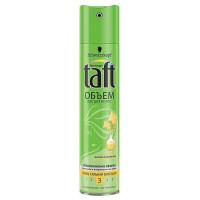 Лак для волос Тафт объем очень сильная фиксация 225мл