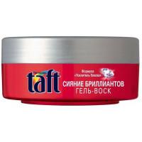 Гель для укладки волос Тафт воск с блеском 75мл