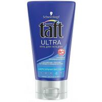 Гель для укладки волос Тафт эффект мокрых волос сверхсильная фиксация 150мл