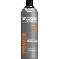 Шампунь Сйосс для нормальных волос для мужчин 500мл