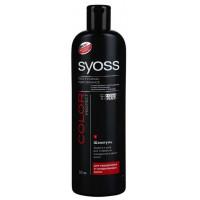 Шампунь Сйосс для окрашенных и тонированных волос 500мл