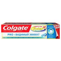 Паста зубная Колгейт Тотал 12 Про видимый эффект 75мл
