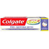 Паста зубная Колгейт Тотал 12 Про здоровье десен 75г