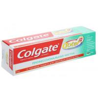Паста зубная Колгейт Тотал 12 профессиональная чистка 75мл гель