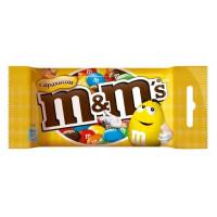 Конфеты М&М с арахисом в глазури 45г