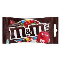 Конфеты М&М с шоколадом в глазури 45г