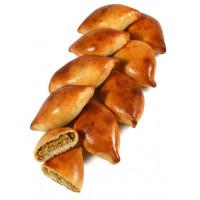 Пирожки печеные с капустой 30гр 1шт*