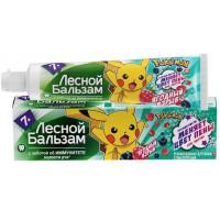 Паста зубная Лесной бальзам детская 7+ 50мл