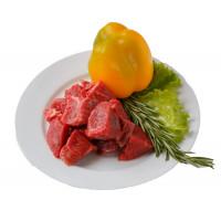Гуляш говяжий кг