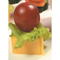 Канапе с сыром и виноградом 30г