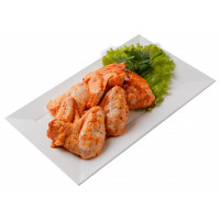 Крылья куриные в маринаде барбекю п/ф кг