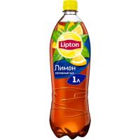 Чай холодный Липтон вкус лимона 1л