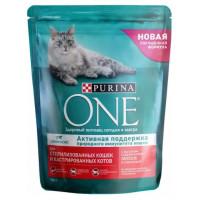 Корм для кошек Пурина Ван для стерилизованных кошек и котов 750г