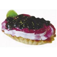 Набор пирожных Смольнинский ХлЗ Песочное с черникой 85г*4