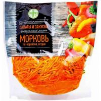 Салат Грин Грест морковь по-корейски 400г