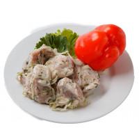 Шашлык свиной в кефире п/ф кг