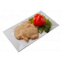 Шницель натуральный куриный п/ф кг