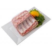 Свинина корейка (на кости) п/ф кг*