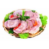 Свинина запеченная с розмарином банкет кг