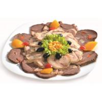 Праздничная тарелка ассорти мясное 500г