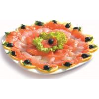 Праздничная тарелка ассорти рыбное 500г