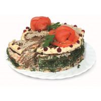 Торт печеночный банкет кг