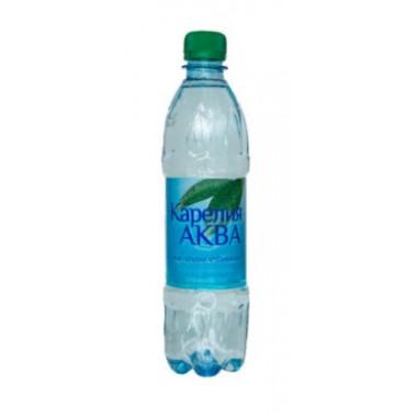 Вода Карелия Аква негаз 0,5л