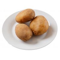 Картофель отварной в кожуре 1кг