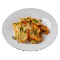 Картофель жареный по-украински кг