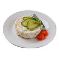 Салат из крабовых палочек кг