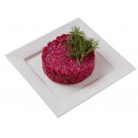 Салат из свеклы с сыром кг