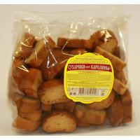 Сухарики Каролина с арахисом 200г