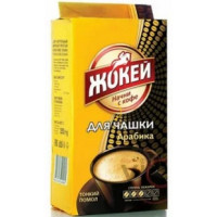 Кофе Жокей Для чашки молотый 250г