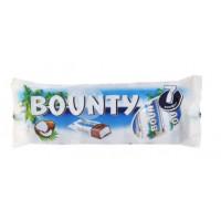 Батончик шоколадный Баунти 192,5 гр (7*27,5)