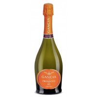 Вино игристое Ганча Просеко Драй белое сухое 0,75л 11,5%