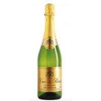 Вино игристое Дюк де Пари белое п/сл 0,75л 10,5%